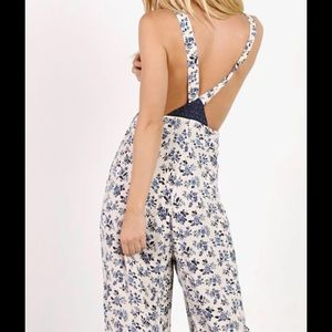 Spell & The Gypsy Collective Pants - NWT! Spell & The Gypsy Collective Elle Paintsuit